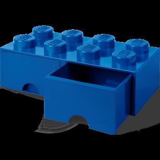 LEGO 4006 LEGO Brick Drawer 8 - Bright Blue