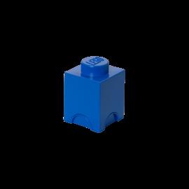 LEGO 4001 LEGO Storage Brick 1 - Bright Blue