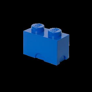 LEGO 4002 LEGO Storage Brick 2 - Bright Blue