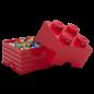LEGO 4003 LEGO Storage Brick 4 - Bright Yellow