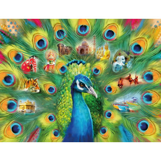 Ravensburger Land of the Peacock