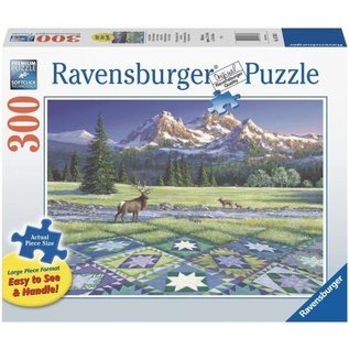 Ravensburger Mountain Quiltscape