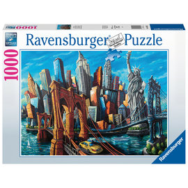 Ravensburger Welcome to New York