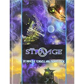 The Strange Core Book (Used)