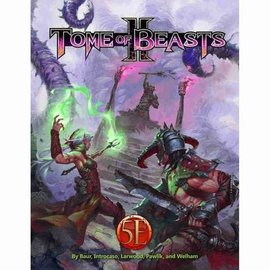Tome of Beasts II