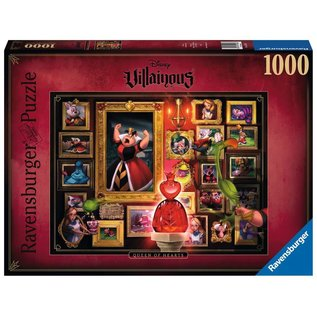 Ravensburger Disney Villainous Queen of Hearts