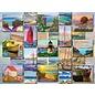 Ravensburger Coastal Collage