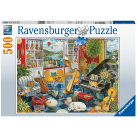 Ravensburger The Music Room