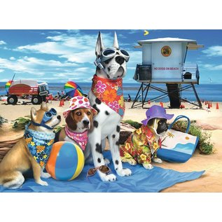 Ravensburger No Dogs on the Beach