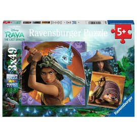 Ravensburger Disney Raya and the Last Dragon Raya the Brave!
