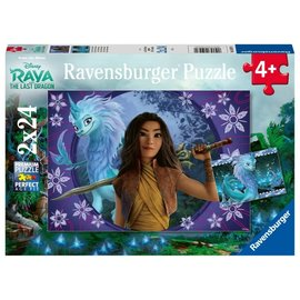 Ravensburger Disney Raya and the Last Dragon Sisu, the Last Dragon