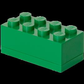 LEGO 4012 LEGO Mini Box 8 - Dark Green