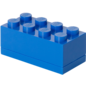 LEGO 4012 LEGO Mini Box 8 - Bright Blue
