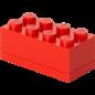 LEGO 4012 LEGO Mini Box 8 - Bright Red