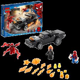 LEGO 76173 LEGO® Marvel Spider-Man: Spider-Man and Ghost Rider vs. Carnage