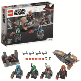 LEGO 75267 LEGO® Star Wars™ Mandalorian™ Battle Pack