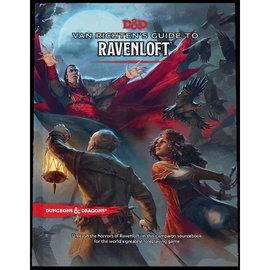 Van Richten's Guide to Ravenloft (Preorder 5/18)