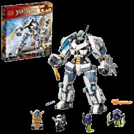 LEGO 71738 LEGO® NINJAGO® Zane's Titan Mech Battle