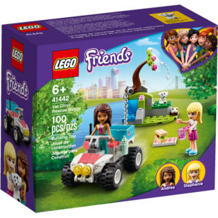 LEGO 41442 LEGO® Friends Vet Clinic Rescue Buggy