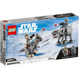 LEGO 75298 LEGO® Star Wars™ AT-AT™ vs. Tauntaun™ Microfighters