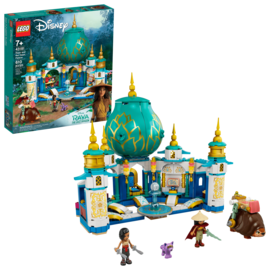 LEGO 43181 LEGO® Disney Raya and the Heart Palace
