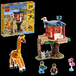 LEGO 31116 LEGO® Creator 3in1 Safari Wildlife Tree House