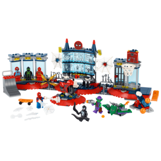 LEGO 76175 LEGO® Marvel Spider-Man Attack on the Spider Lair