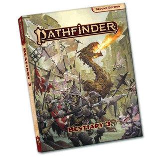 P2 Pathfinder Bestiary 3