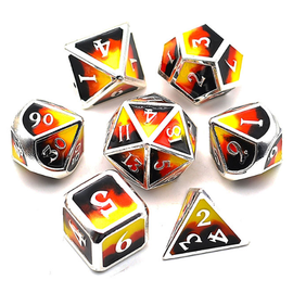 Goblin Dice Firestorm Metal Dice