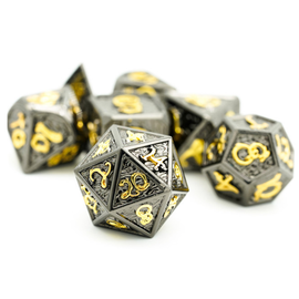 Goblin Dice Tempest Dragon Metal Dice