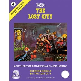 The Lost City Hard Cover