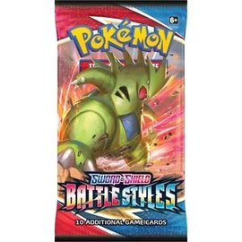 Battle Styles Booster Pack (Limit 6)