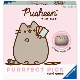 Ravensburger Pusheen Purrfect Pick Card Game