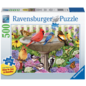 Ravensburger At The Birdbath