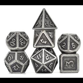 Goblin Dice Stoneskin Metal Dice
