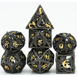 Goblin Dice Hollow Dragon Metal Dice