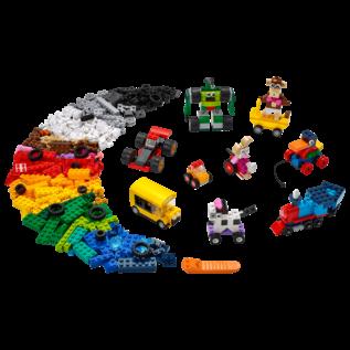 LEGO 11014 LEGO® Classic Bricks and Wheels