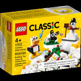 LEGO 11012 LEGO® Classic Creative White Bricks