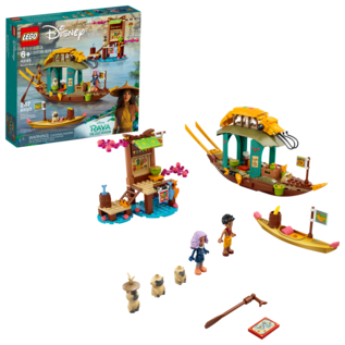 LEGO 43185 LEGO® Disney Boun's Boat
