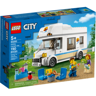 LEGO 60283  LEGO® City Holiday Camper Van