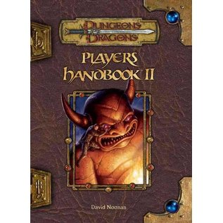 Players Handbook II 3.5 (USED)