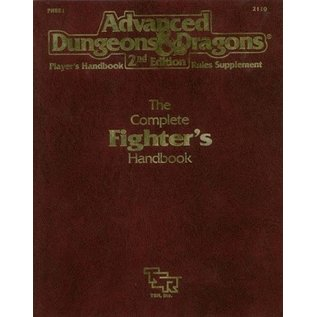 AD&D Complete Fighter 2110 (USED)
