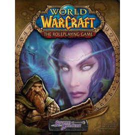 World of Warcraft RPG Core (USED)