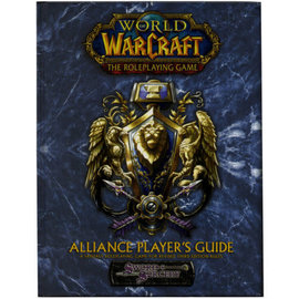 World of Warcraft RPG Alliance Player's Guide (USED)