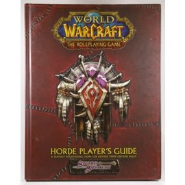 World of Warcraft RPG Horde Player's Guide (USED)