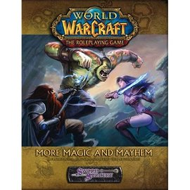 World of Warcraft RPG More Magic and Mayhem (USED)