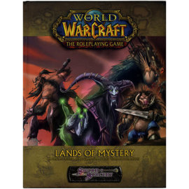 World of Warcraft RPG Lands of Mystery (USED)