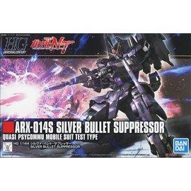 Silver Bullet Suppressor HG 1/144