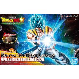 God Super Saiyan Gogeta Model Kit