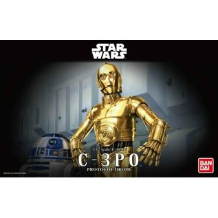 C-3PO Model Kit
